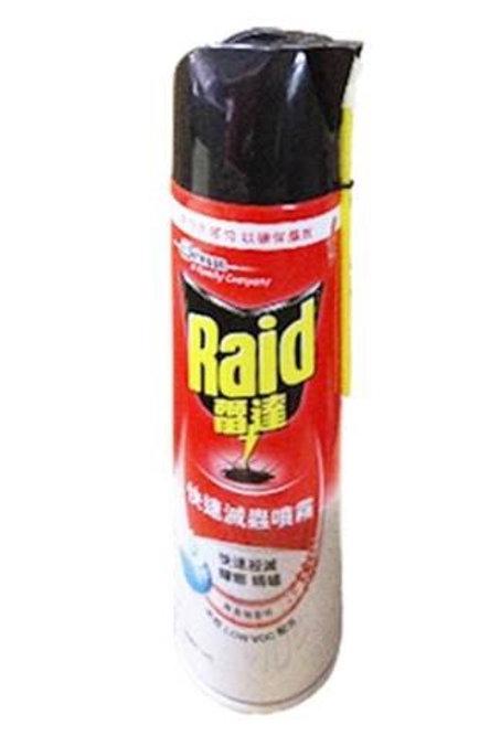雷達 500ML 滅蟲噴霧 (無味) (每箱 12 支計)(1060209)