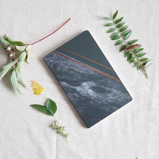 Obsidian Layflat Journal