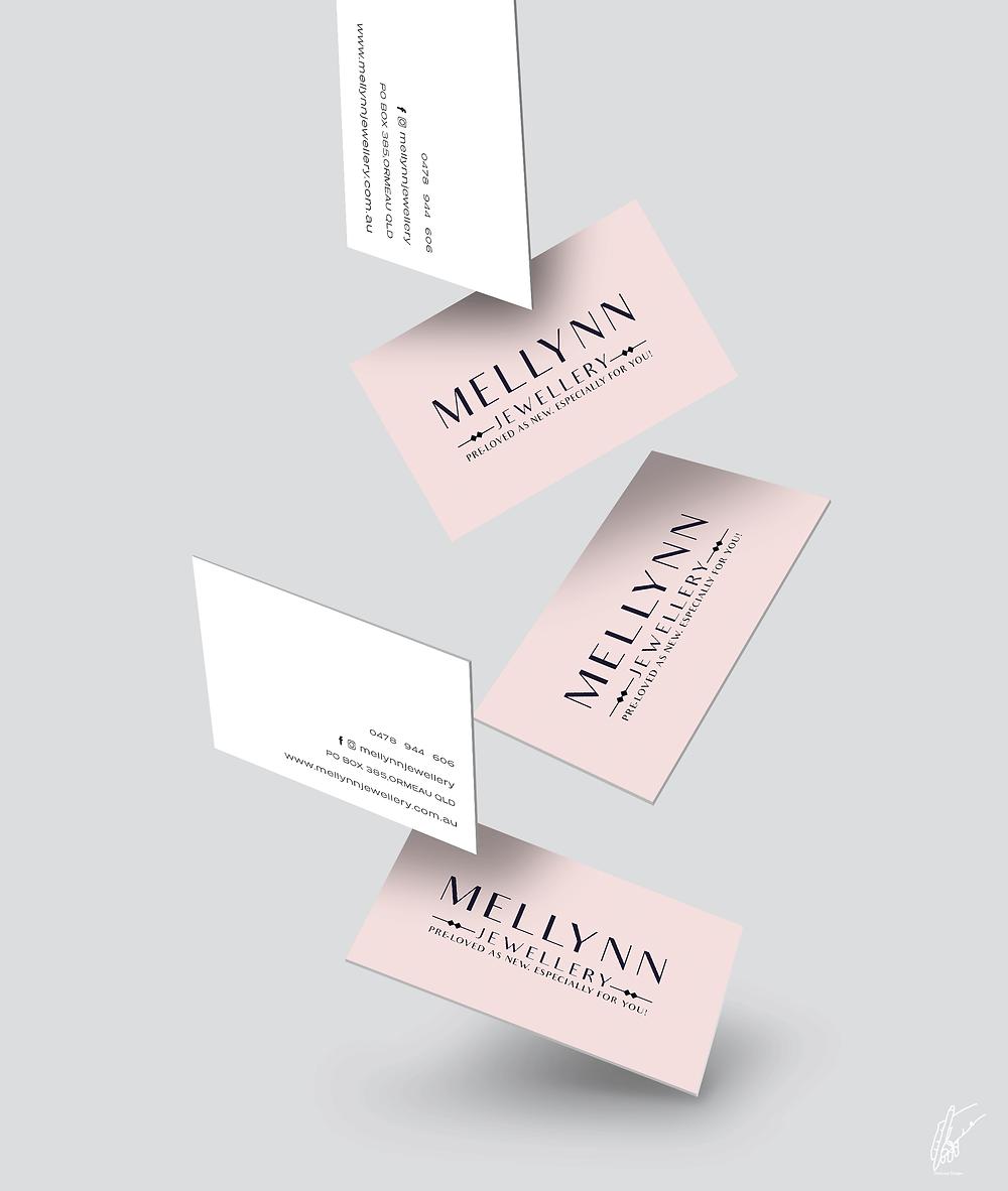 Business Card, Graphic designer
