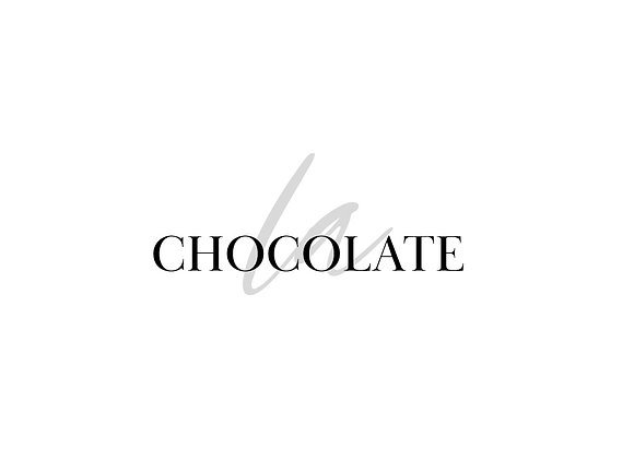 La Chocolate Logo