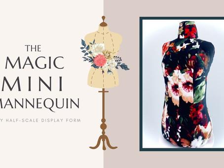 How to Make a DIY Miniature Dress Form