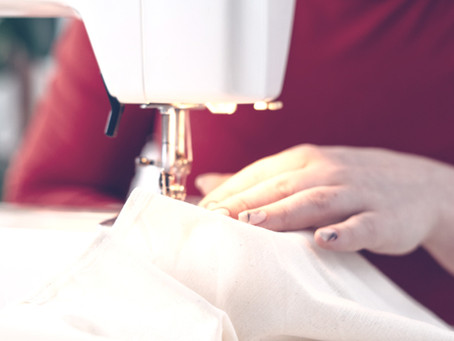 4 Ways Sewing Is Actually a Form of Self-Care