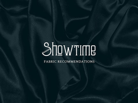 Dress Fabric Suggestions & Where to Buy