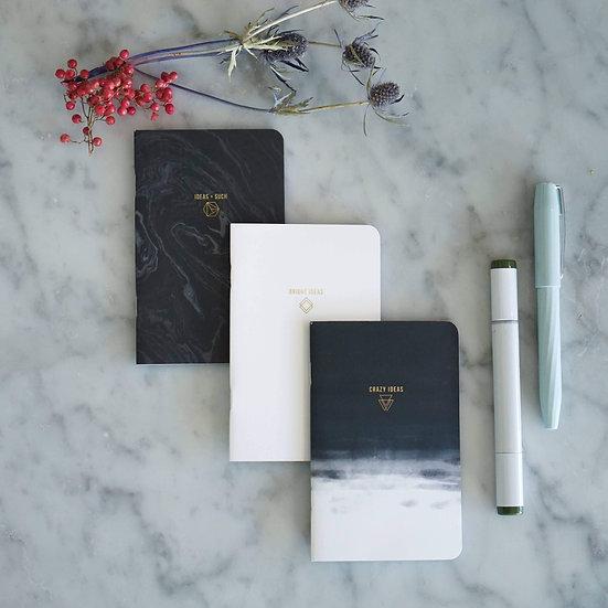 Idea Pocket Journal Bundle