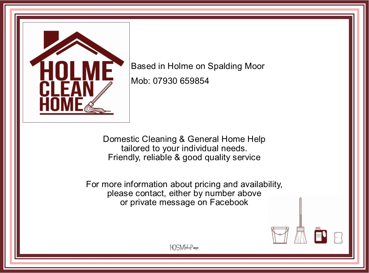 Holme Clean Home