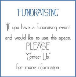Fundraising Space