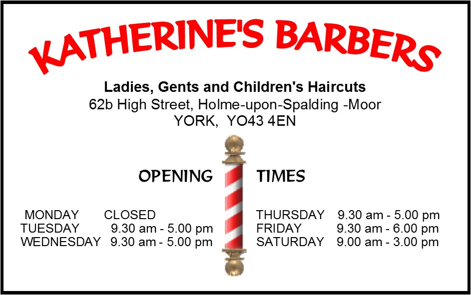 Katherines Barbers
