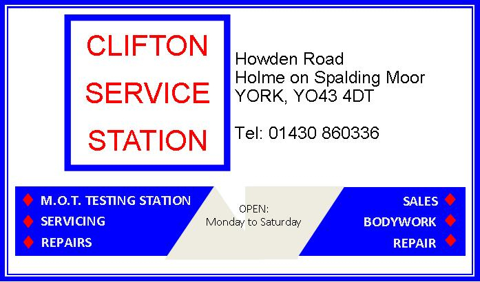 Clifton Service Station