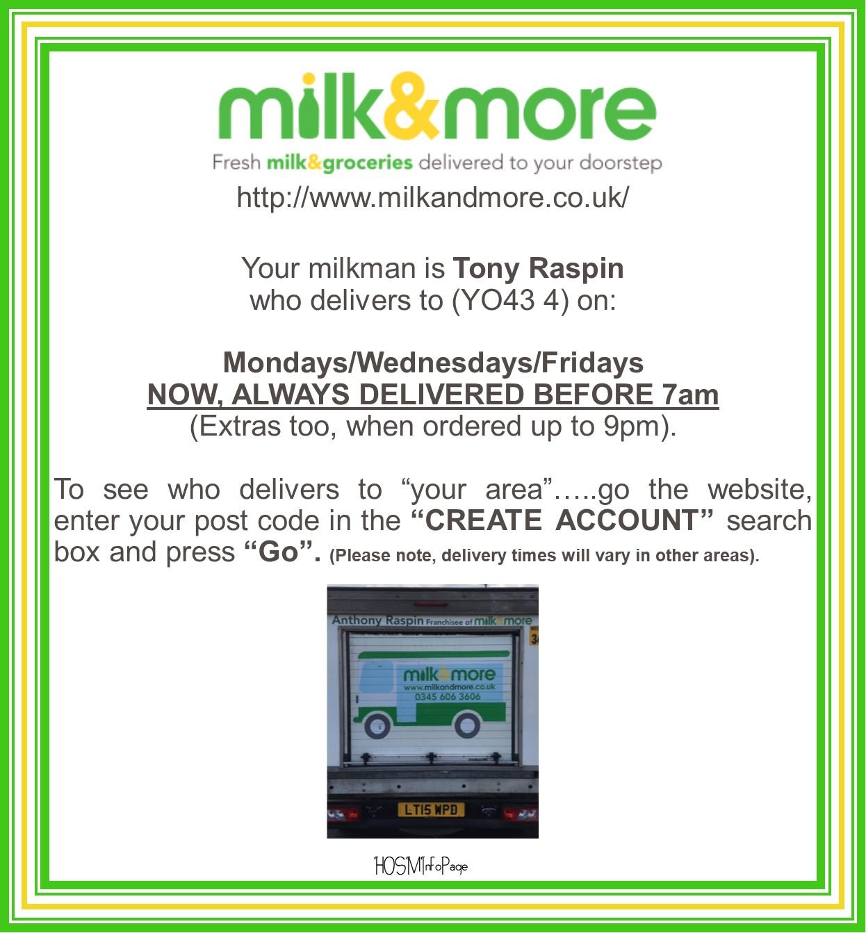 Milk & More