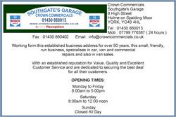 Southgates Crown Commercials