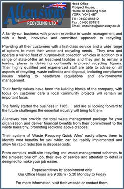 Allensway Recycling Ltd