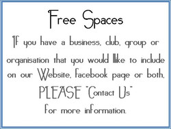 FREE Spaces