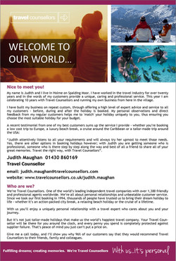 Travel Counsellor