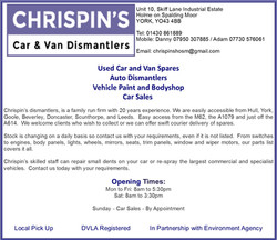 Chrispins