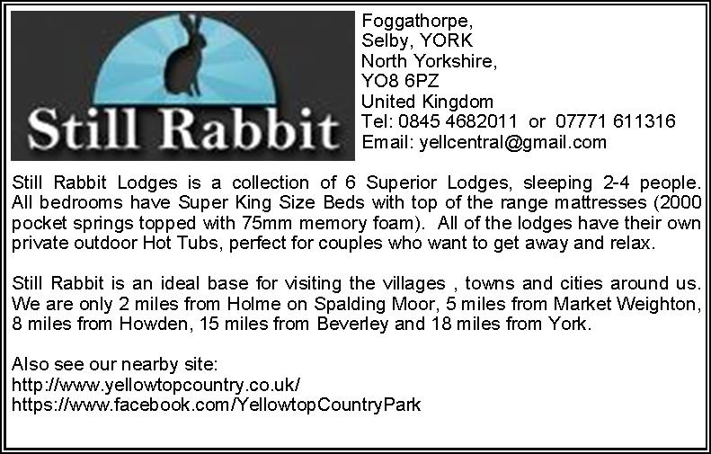 Still Rabbit Lodges