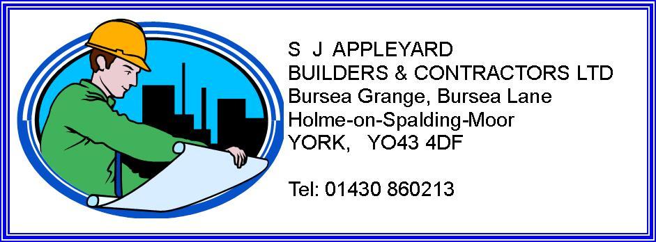 S J Appleyard