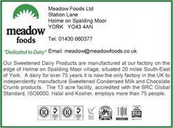 Meadow Foods Ltd