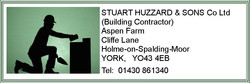 Stuart Huzzard & Sons Co Ltd