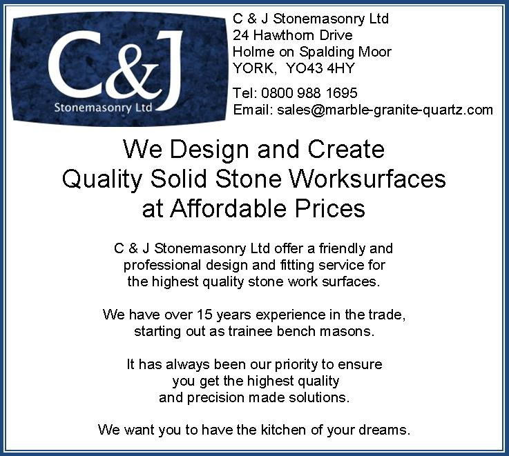 C & J Stonemasonry Ltd