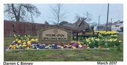 Village in Bloom