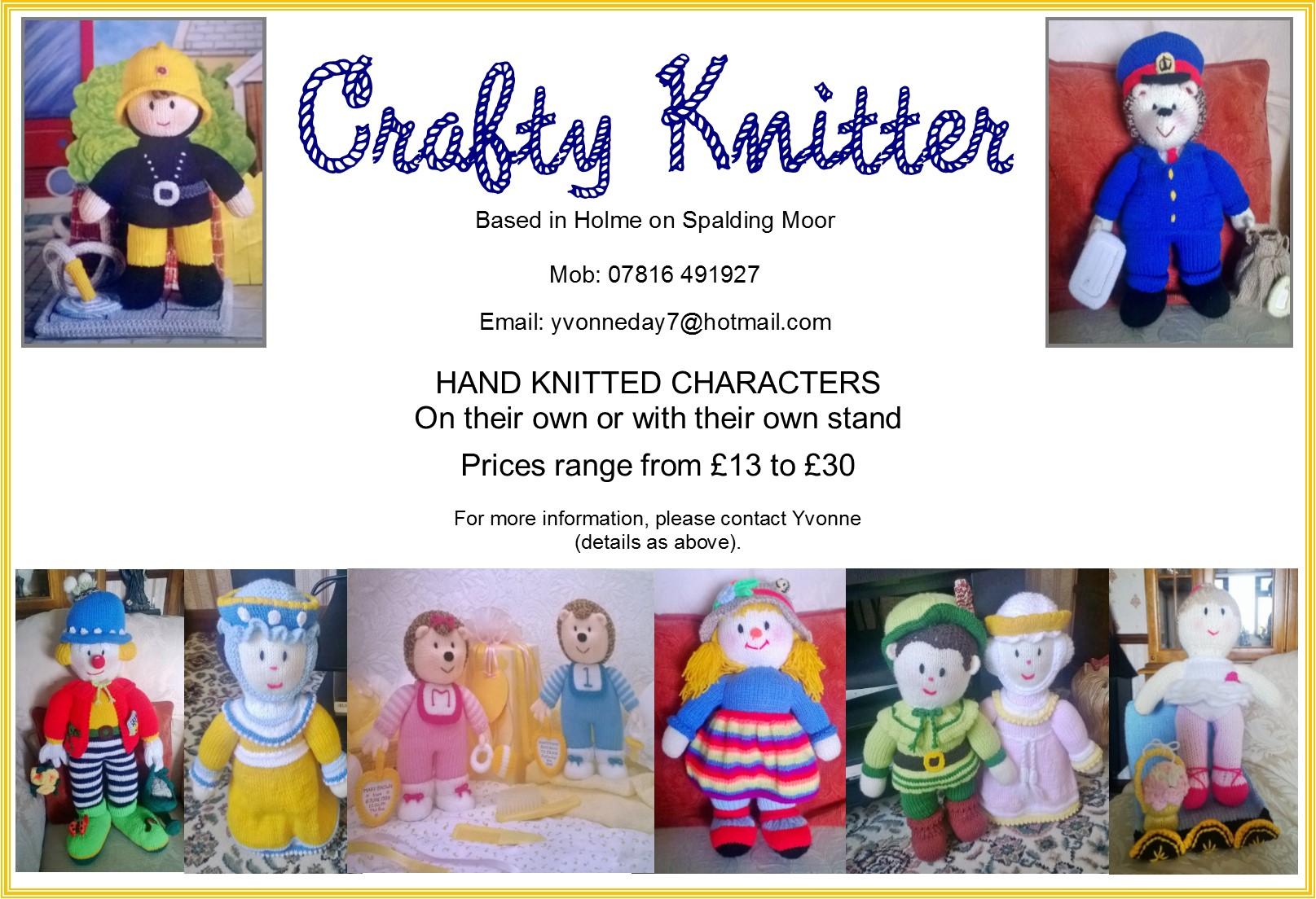 Crafty Knitter