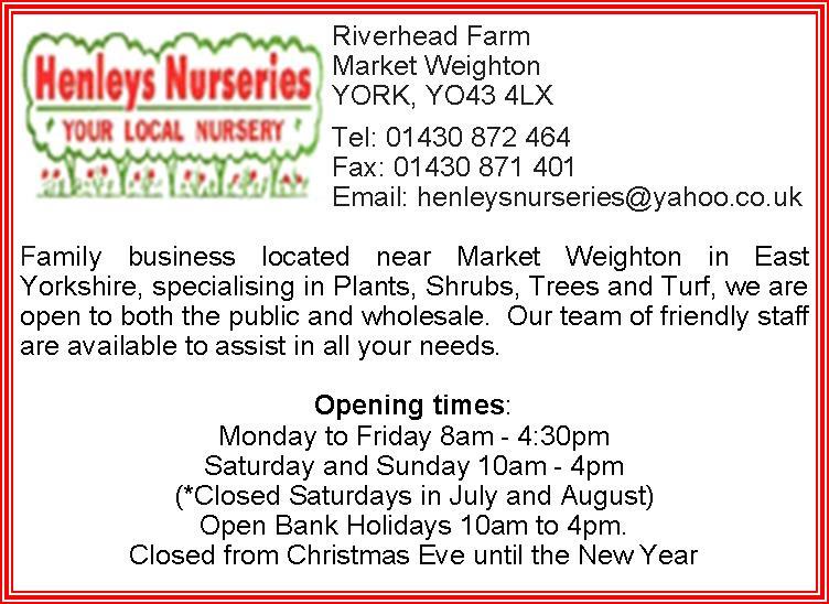 Henleys Nurseries