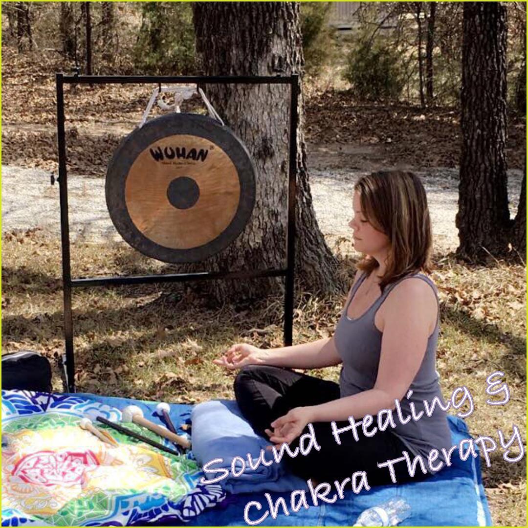 Chakra Sound Healing Session