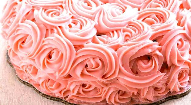 Como Hacer Un Pastel De Rosas Para Consentir A Mamá
