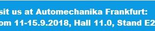 Francoforte fiera Automechanika