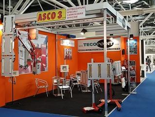 Asco3 - TecoPoint presenti all' AUTOPROMOTEC di Bologna