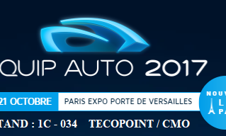 TecoPoint Asco 3 presenti all'EQUIPAUTO 2017