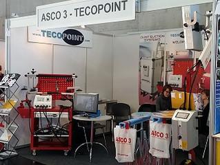 Asco 3 - TecoPoint presenti all' AUTOZUM di Salzburg  21-24/01/2015