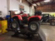 service repair 4 wheeler