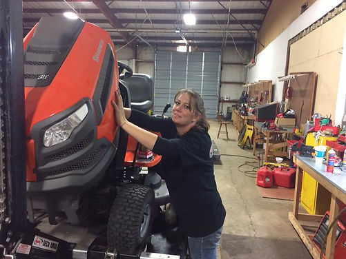 service repair 4 wheeler 1