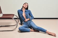 Eco-Friendly Premium Denim Brand DL1961 Casts Irina Shayk In Fall Campaign