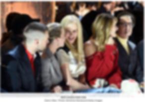 Calvin Klein Front Row NYFW Fall 2018 Fashion League