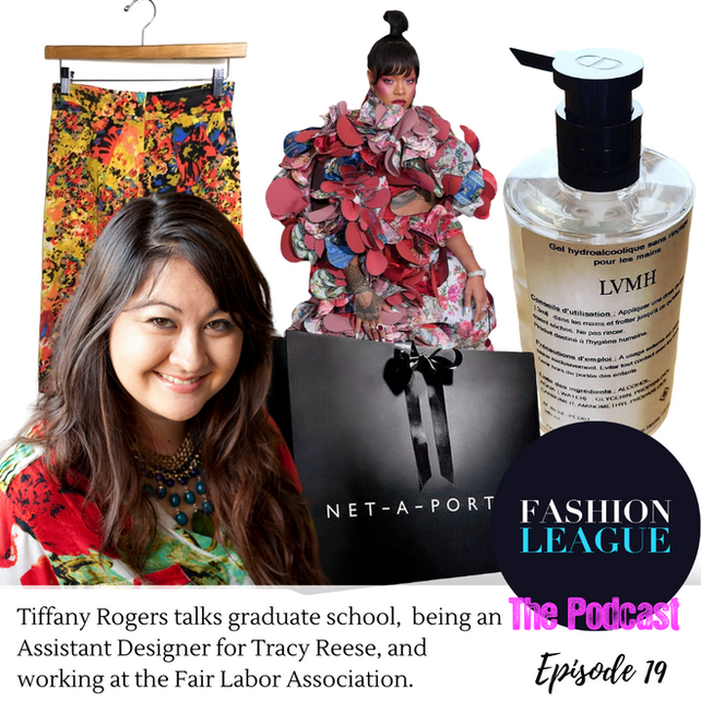 Can Fashion Get Sustainable?—Podcast with Tiffany Rogers