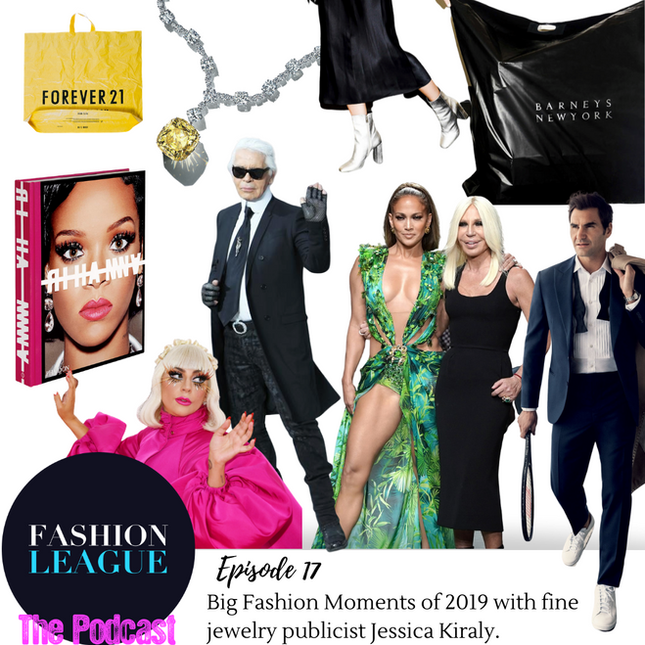 From Jewelry Intern to Jewelry Publicist—Episode 17 with Jessica Kiraly