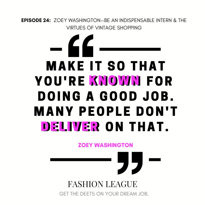 Fashion League Podcast on Spotify