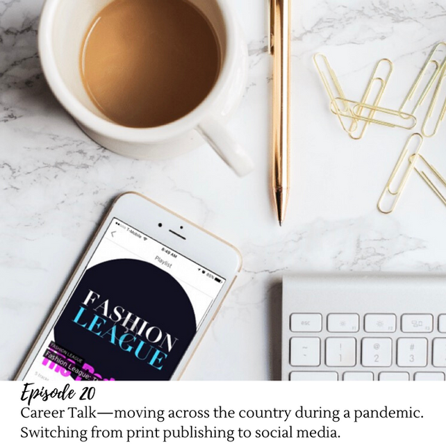 Starting a New Job During A Pandemic—Janelle Kelly, Social Media Marketing Manager