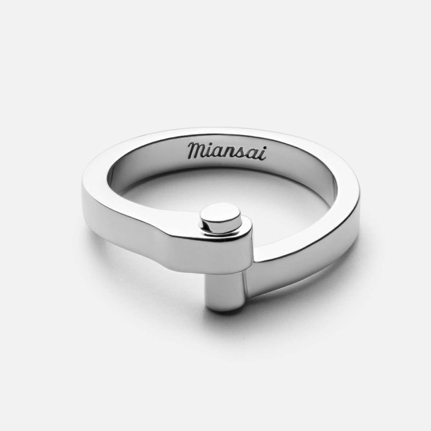 Miansai Men's NYX Ring