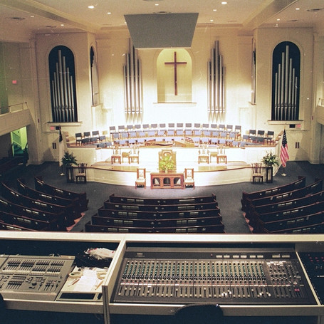 Calvary Baptist Church.Tuscaloosa,Ala.co