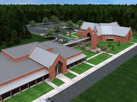 College Hill Baptist Church, Tuscaloosa.
