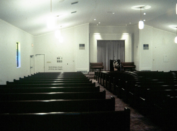 After - Interior