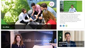 Tehnologia este viitorul employer branding-ului: cv30 si Microsoft