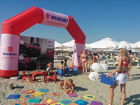 Suzuki campaign