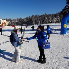 orbit ski slope sampling