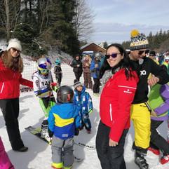 suzuki ski slope contest
