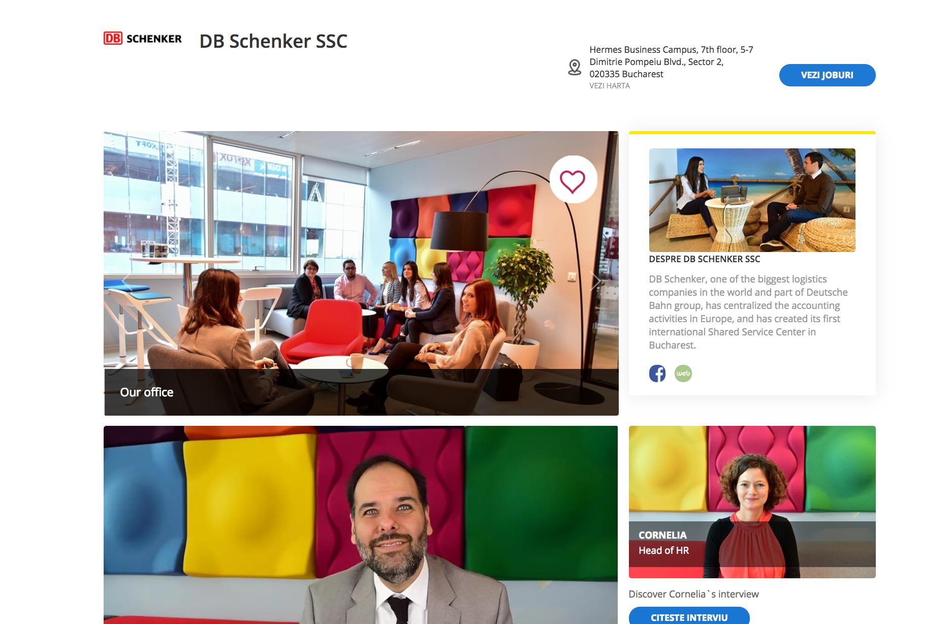 DB Schenker SSC