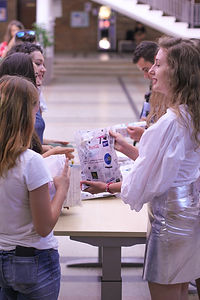Students' Kit free gift bag